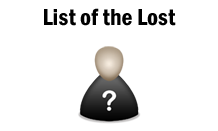 The List of the Lost
